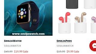 Soulja Boy Phone HT70, Soulja Watch, Soulja Pods, Soulja Console, Soulja Handle held Review Specs