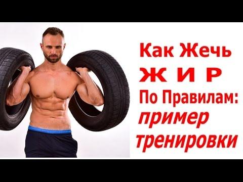 Тренировка для похудения/ Упражнения чтобы похудеть/ Сушка тела