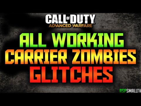COD AW Zombies -