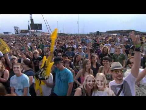 Hurts - Illuminated (Live @ Rock am Ring 2011)