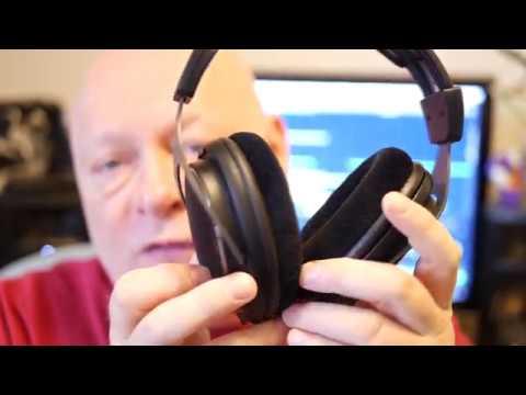 SHURE SRH1840 BEST HEADPHONES EVER For Mixing? Headphones Review
