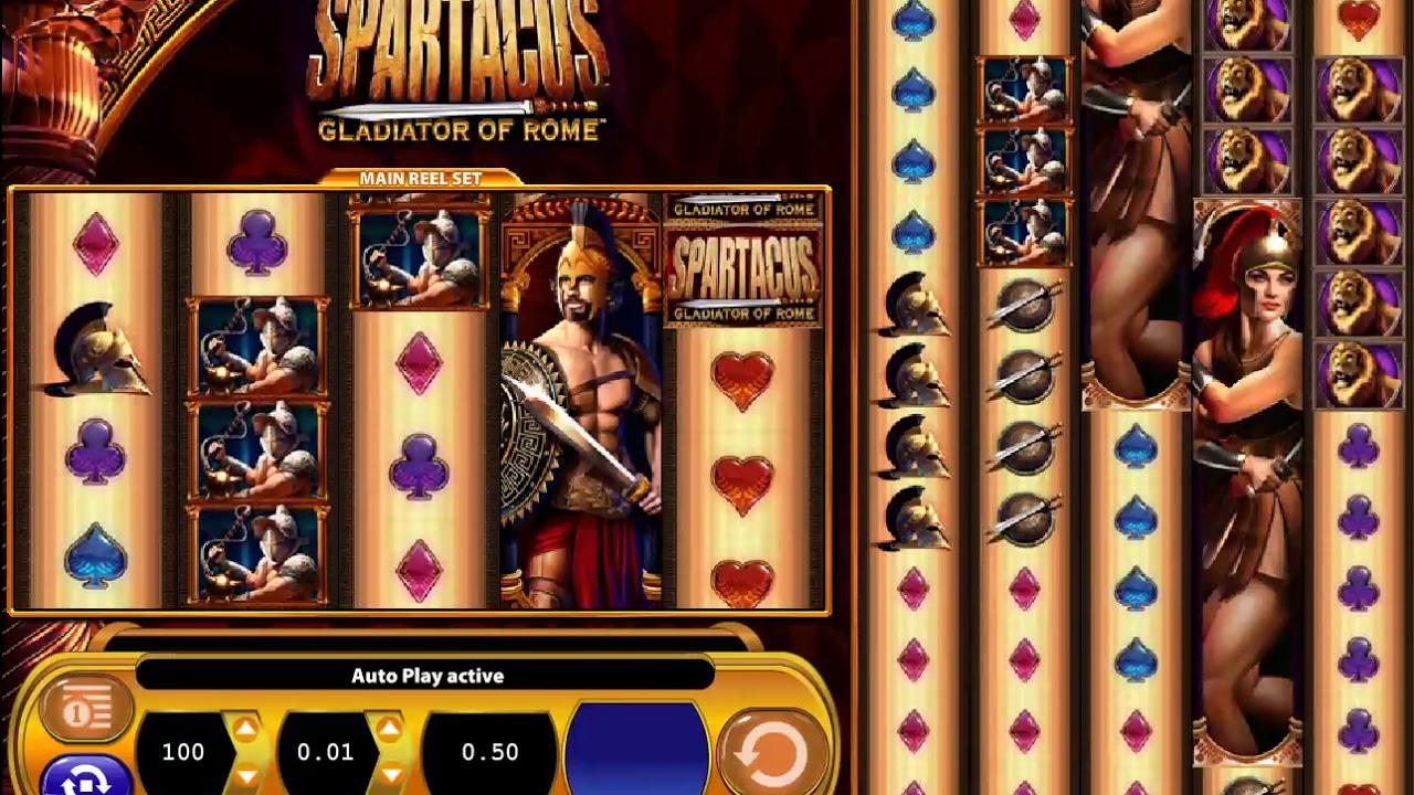 Spartacus Online Free Slots