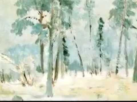 Исп.И.Голубев(бас),фп-М.Трыков - Трыков М.Чародейкою зимою