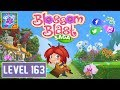 Blossom Blast Saga: Complete Level 160 to 163 - IOS Gameplay