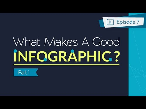 How to Create an Infographic - Part 1: What Makes a Good Infographic?