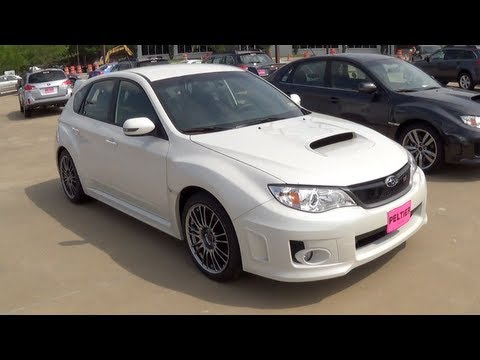 2014 subaru impreza wrx sti hatch sedan walkaround youtube. Black Bedroom Furniture Sets. Home Design Ideas