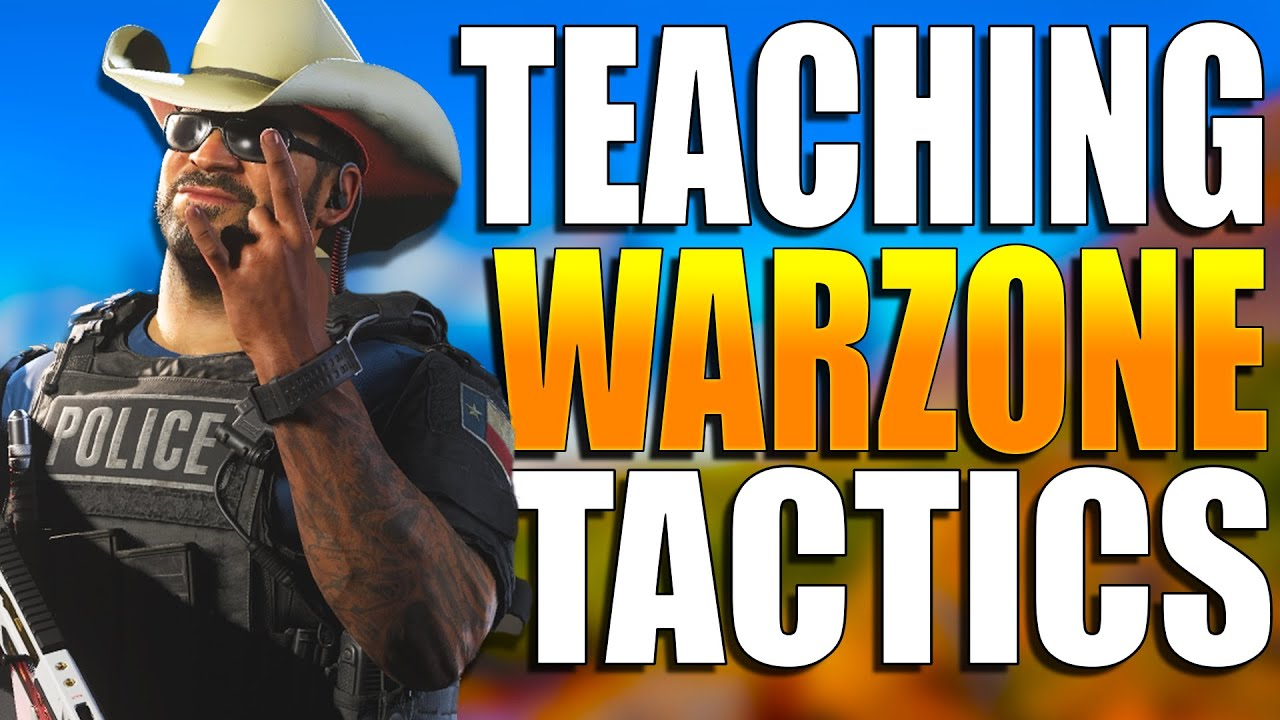 How to get BETTER at WARZONE Solos! Warzone Training! (Warzone Tips and Tricks)