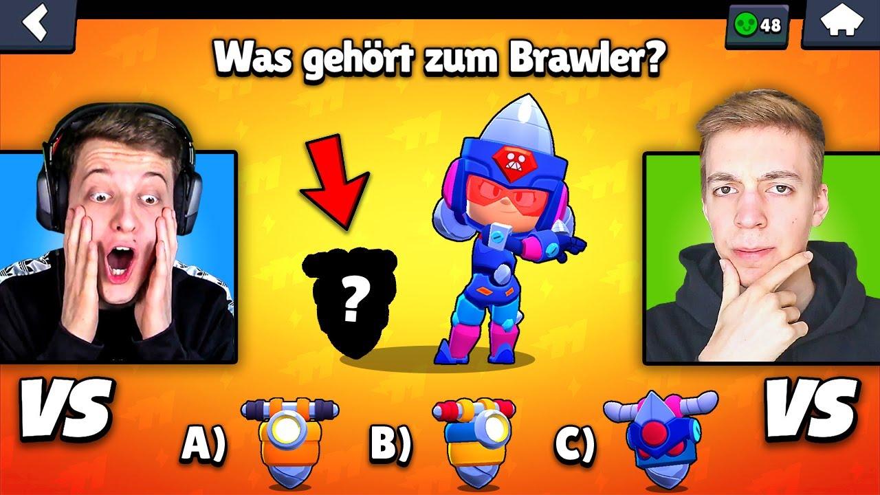 BRAWL STARS UPDATE QUIZ BATTLE! *sehr schwer* 😨 CLASHGAMES VS LUKAS! ★ Brawl Stars deutsch