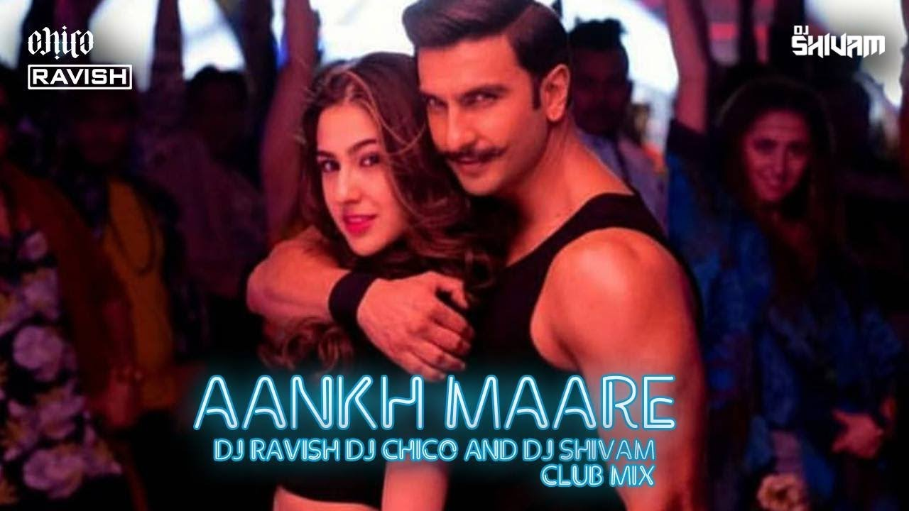 aankh maare simmba mp3 song download 320kbps