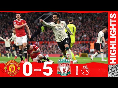 Manchester United Liverpool Goals And Highlights