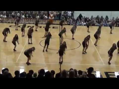 Conroe High School Pep Rally - Sept 2, 2016