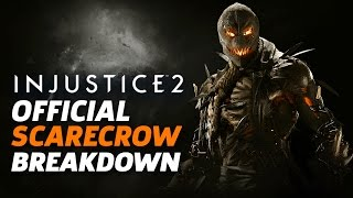 The doctor is in! Check out some of Scarecrow's attacks and combos ...