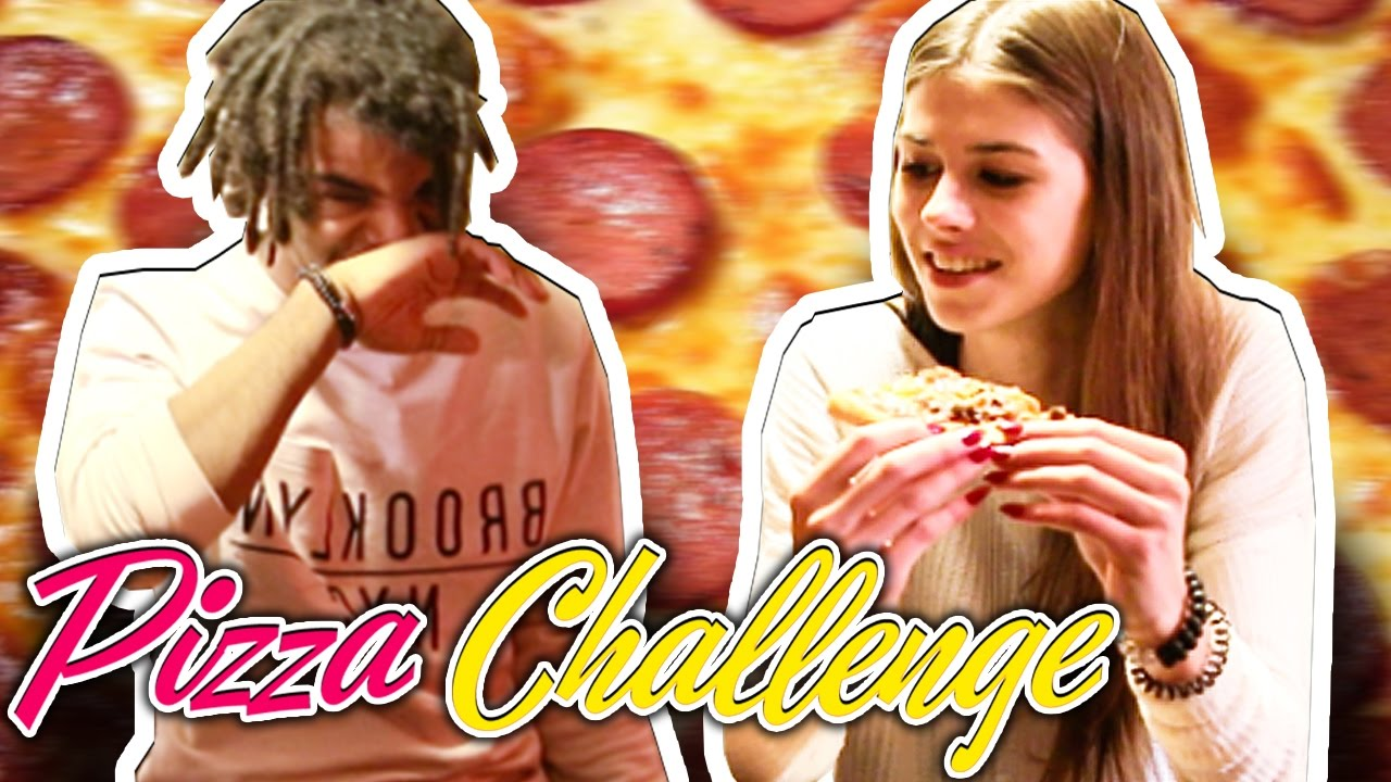 PIZZA CHALLENGE z SANDRA!
