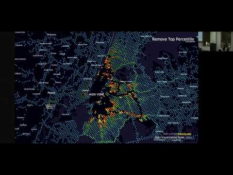 Uber Engineering: Data Visualization at Uber