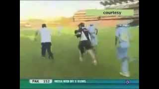 Afridi challenges Sachin-India vs Pakistan-Cricket worldcup Semi Final 2011-IANS India Videos