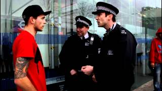 Amazing Beatboxer Harassed by Police thumbnail