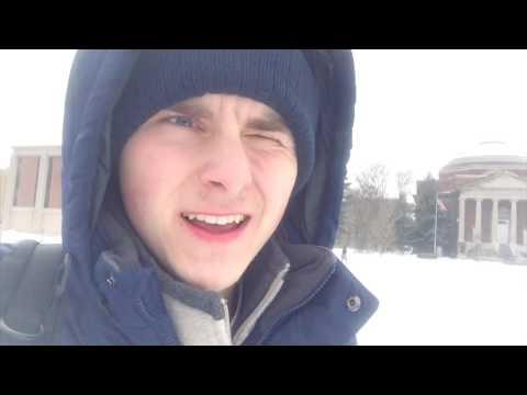 SYRACUSE SNOW BLIZZARD!!!!