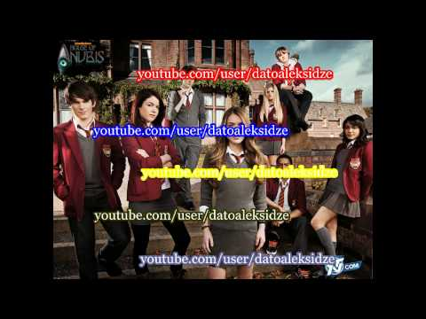 House of Anubis Official Soundtrack #2 - Red Planet