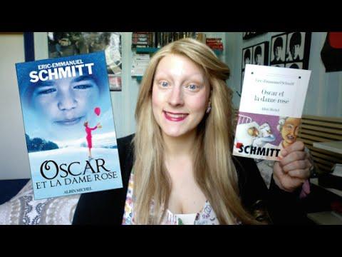 Livre ou Film  Oscar et la dame rose