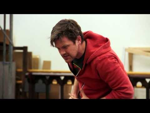 THE HUNCHBACK OF NOTRE DAME at Paper Mill Playhouse: Inside Rehearsal