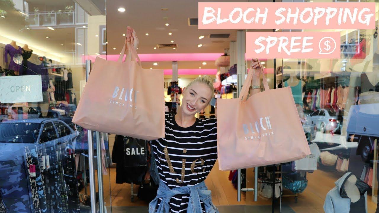 bloch store near me