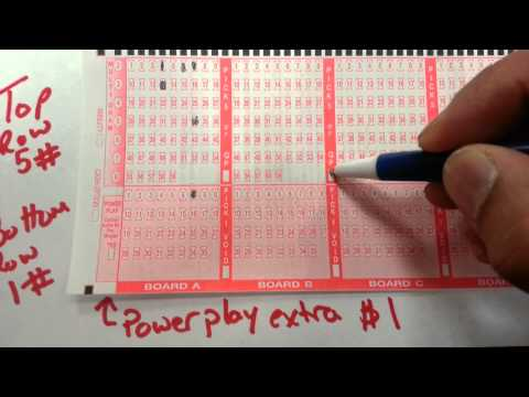 How to Play the Powerball