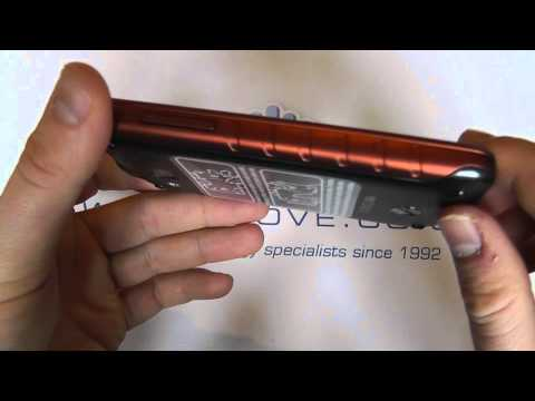 Samsung Galaxy Xcover Unboxing