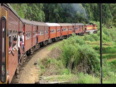(2017) Mit dem Zug durch - Sri Lanka | Doku HD