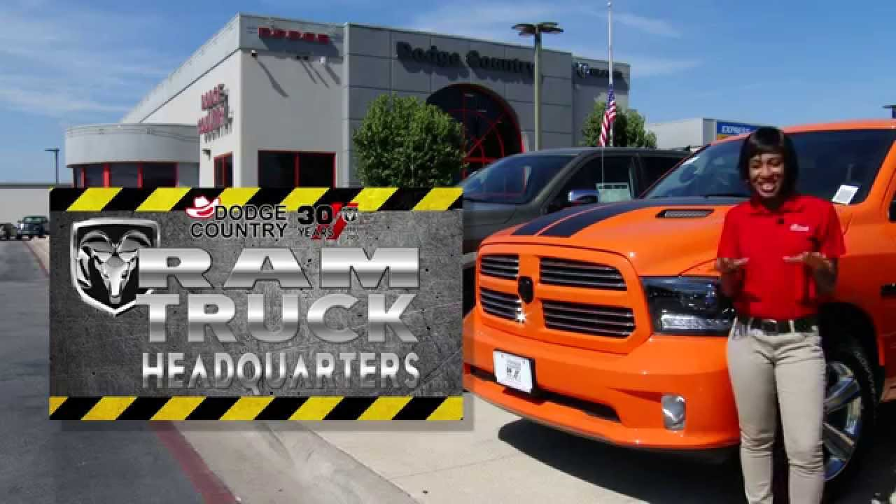 Dodge Country Killeen >> Ram Truck Headquarters Dodge Country In Killeen Tx Youtube