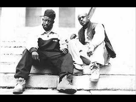 Клип Gang Starr - B.Y.S.