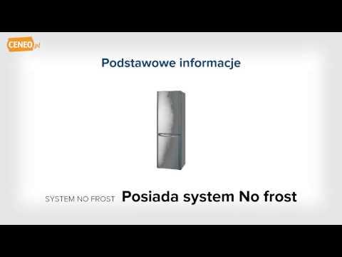 Indesit BIAA 13 FX Lodówka - Ceneo.pl