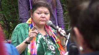 Bury The Hatchet Ceremony Ramapo Indian Nation Part 1of 2
