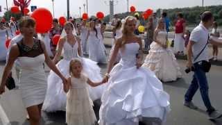 Омск, День города, Парад невест 2