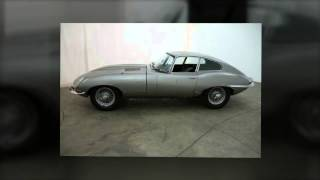 1965 Jaguar XKE Fixed Head Coupe For Sale!