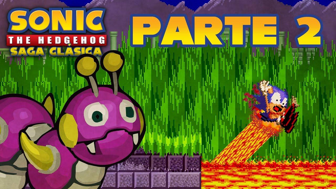 Marble - Sonic The Hedgehog: Saga clásica - Parte 2 Loquendo