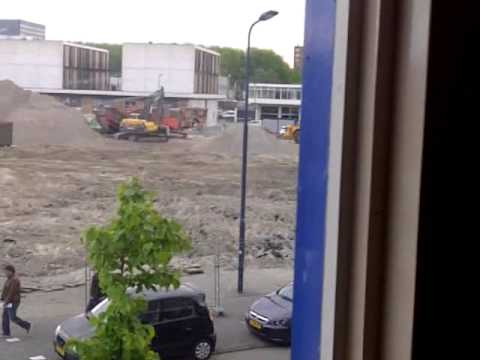 Uitzicht vanuit Zuidermolenweg 25, Amsterdam Nieuw-West (Osdorp)