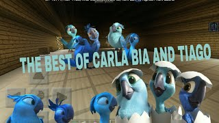 Rio 2 Best of bia Carla and tiago