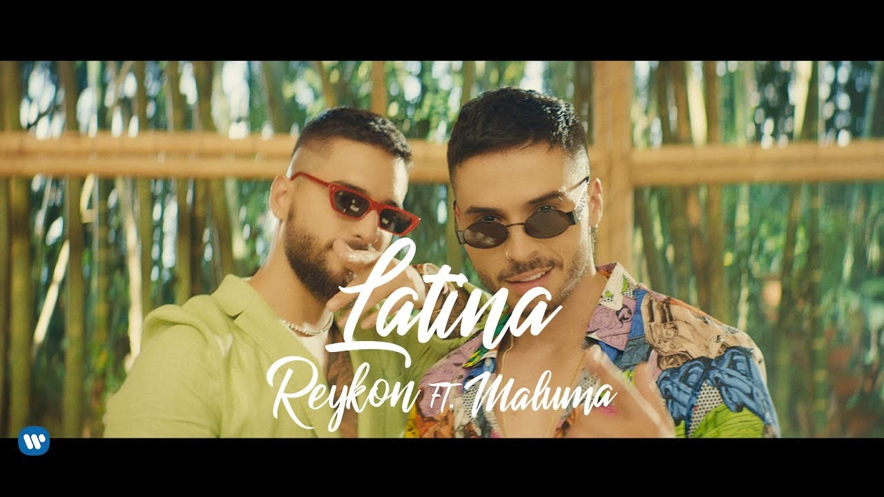 Download Reykon - Latina (feat. Maluma)[Video Oficial]