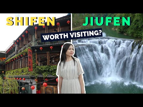 Ultimate Taiwan Day Trip - Shifen & Jiufen Travel Guide From Taipei