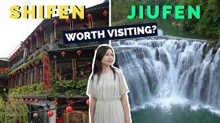 Ultimate Taiwan Day Trip - Shifen & Jiufen Travel Guide from Taipei
