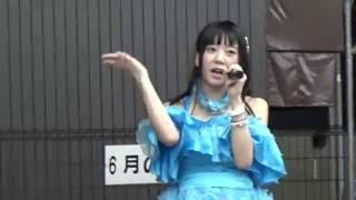 りなたん推しカメラ 2016.7.2 丸亀浜町商店街 はままち七夕ライブにて ...