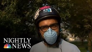 Seattle Air Pollution Leads City To Issue Health Warnings | NBC Nightly News