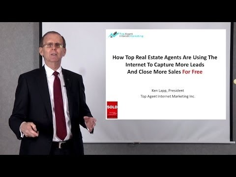 SEO Webinar For Real Estate Agents - 17 Years in Business