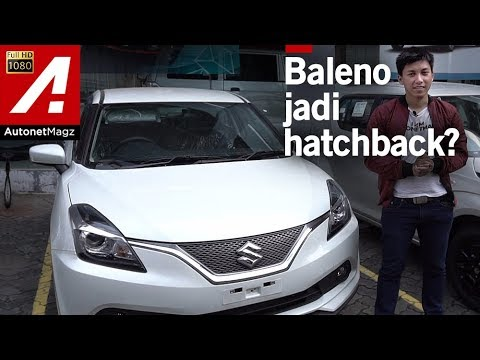 Suzuki Baleno Hatchback 2017 First Impression Review By AutonetMagz