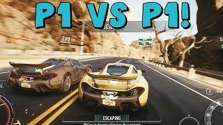 Need For Speed Rivals | Xbox One | Part 43 | McLaren P1 vs McLaren P1!