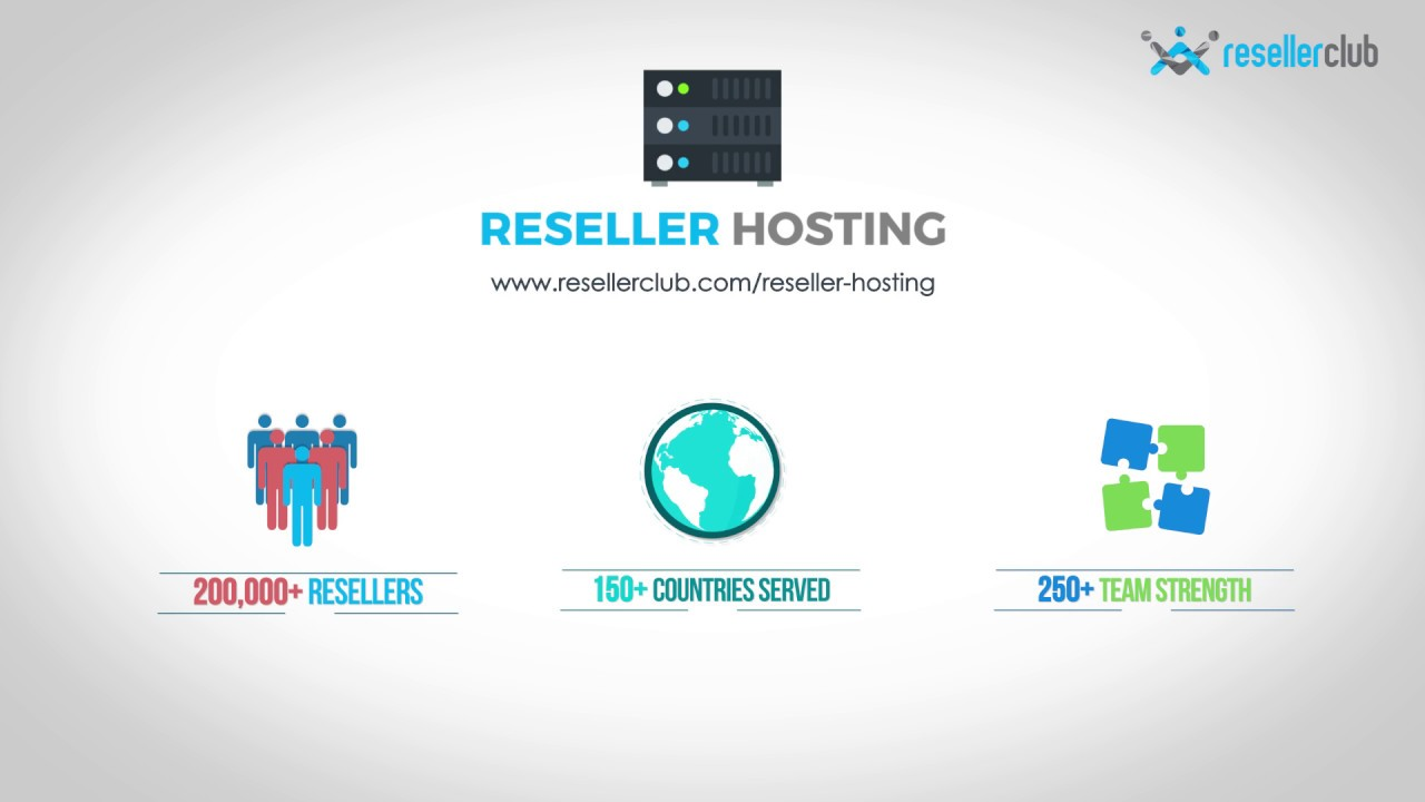 Boost your business with ResellerClub's best Linux Reseller Hosting plans -  YouTube