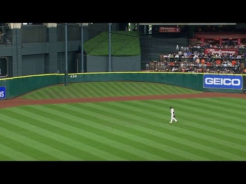 SEA@HOU: Tal's Hill's final game at Minute Maid Park