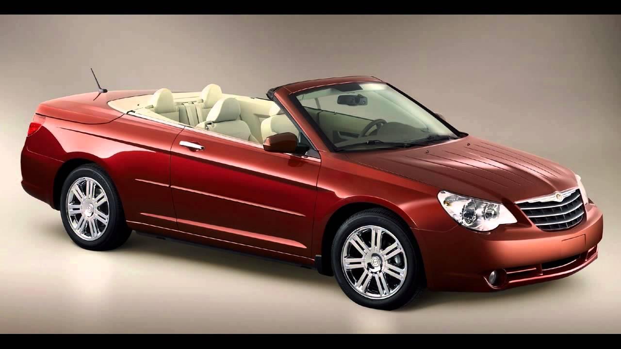 2009 Chrysler Sebring Sedan Convertible You