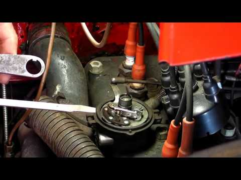 Timing Adjustment 1928 1931 Model A Ford YouTube