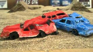 Demolition Derby - Hot Wheels Mayhem!!